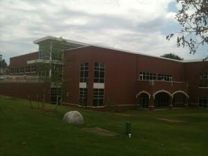 East Harding - Lyons College New Campus Center - Batesville, AR