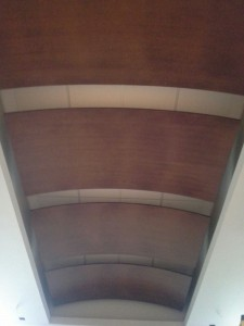 Paric - Woodruff Electric Cooperative Wood Ceiling Canopies
