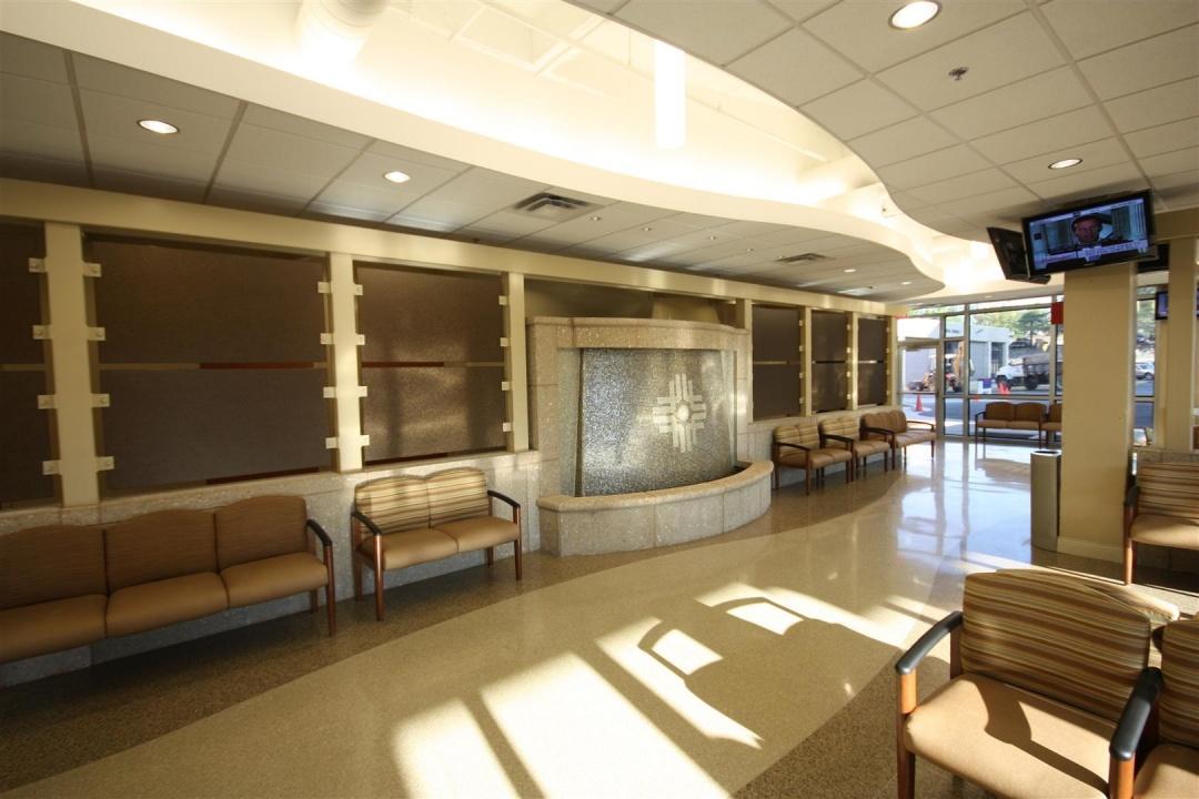 Baptist Health Hospital Waiting Room