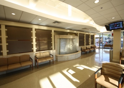 Baptist Health Hospital Waiting Room